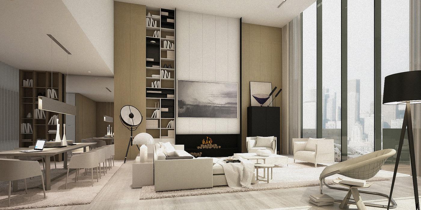 Soori highline new york ssphere for High end new york apartments