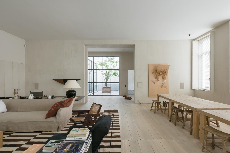 vincent van duysen ssphere. Black Bedroom Furniture Sets. Home Design Ideas